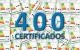 400 certificados de eficiencia energetica