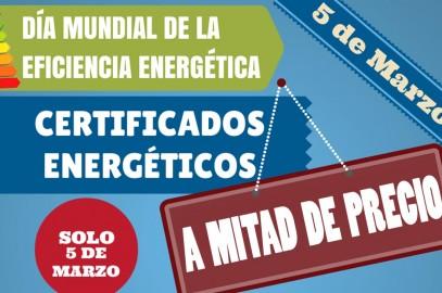 Día Mundial de la Eficiencia Energética | 5 de Marzo